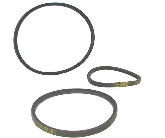 Cinghia Trapezoidale Profilo B 17 x 11 mm dopo DIN2215 570 mm 9500 MM